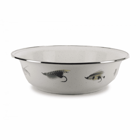 Fishing Fly Serving Basin