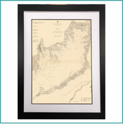 Historic Nautical Charts
