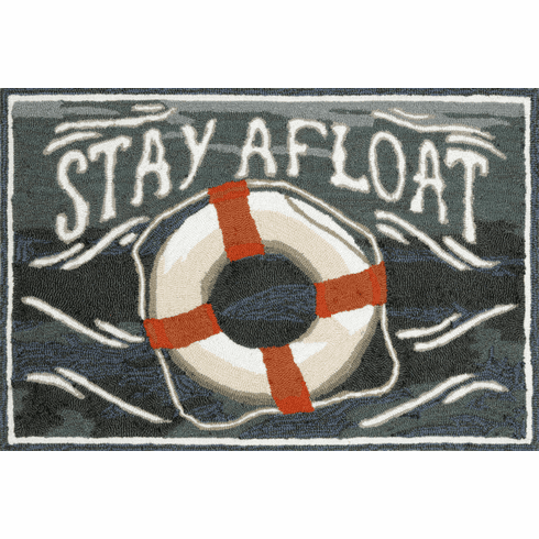 Front Porch Stay Afloat Water Rug