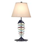 Key West Bonefish Table Lamp