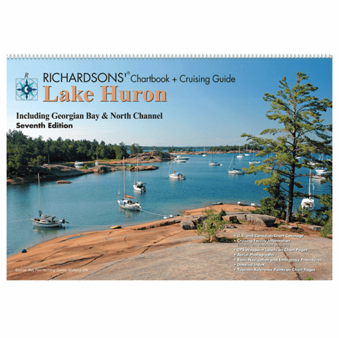Lake Huron Chartbook, 7th Edition