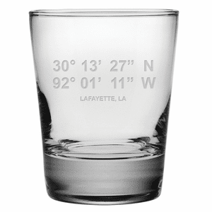 Latitude Longitude DOF Glasses
