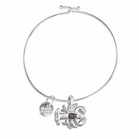 Lobster Beach Bangle
