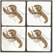 Lobster Coasters