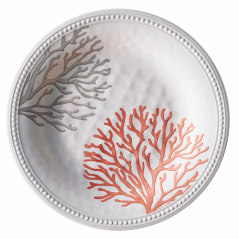 Mare Coral Dinner Plate S/6