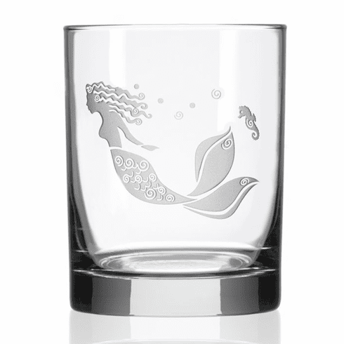 Mermaid Double Old Fashioned