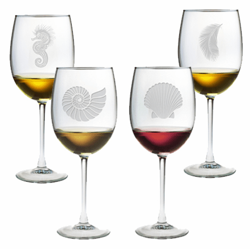 Mix & Match AP Wine Glasses