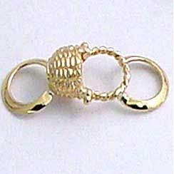 Nantucket Basket Convertible Clasp - Click to enlarge