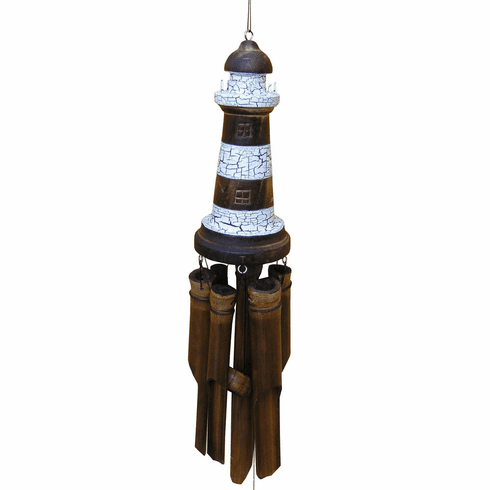 Natural Lighthouse Wind Chime