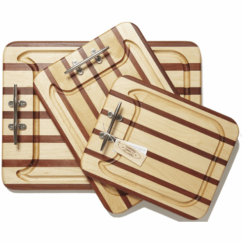 Nautical Cleat Appetizer Boards