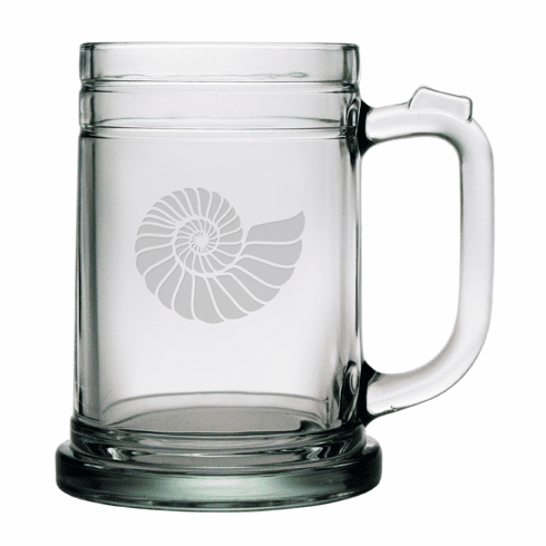 Nautilus Shell Tankard Beer Mugs