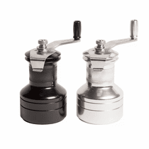 Ocean Winch Salt & Pepper Mills - Click to enlarge