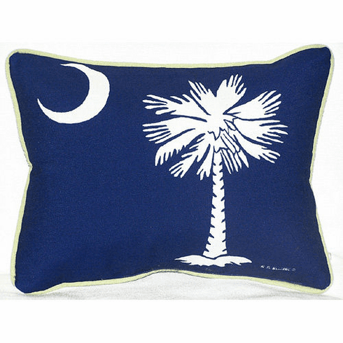 Palmetto Moon Indoor and Outdoor Pillow