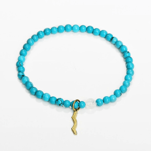 Rayminder UV Awareness Bracelet in Turquoise