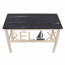Relax Sailboat Bench