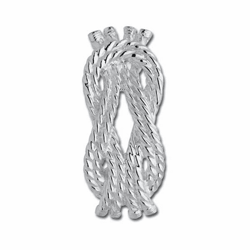 Rope Knot Convertible Clasp