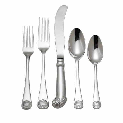 Royal Shell 18/10 Stainless Flatware