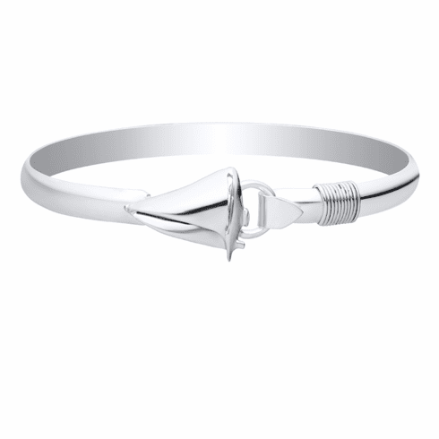 Sailboat with Rope Bracelet