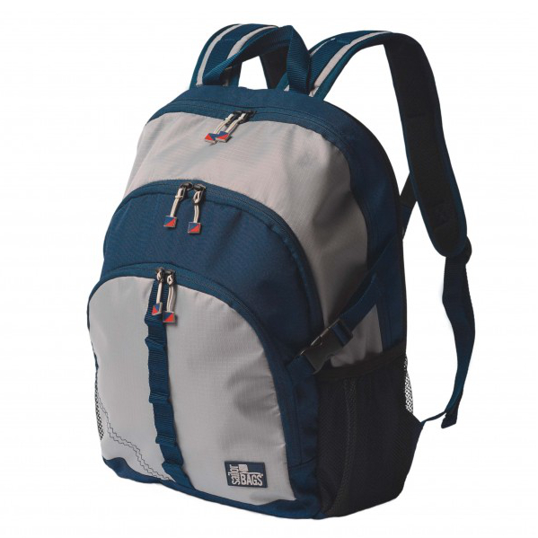Sailor Bags Silver Spinnaker Daypack - Click to enlarge