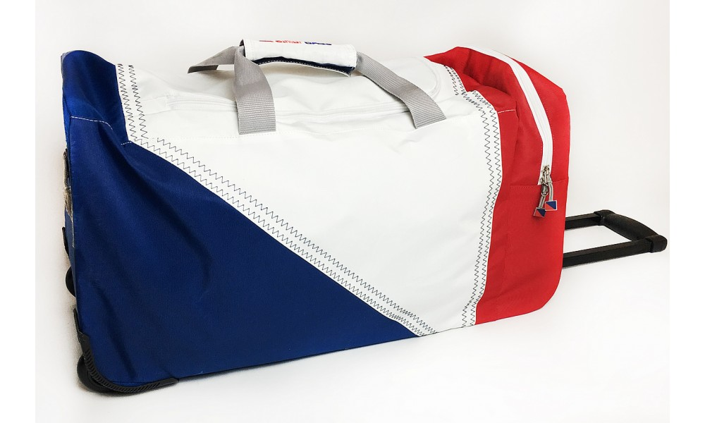 Sailor Bags Tri-Sail Rolling Travel Duffel - Click to enlarge