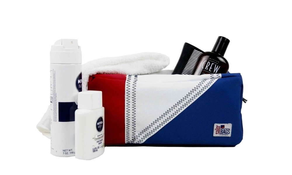 Sailor Bags Tri-Sail Toiletry Kit