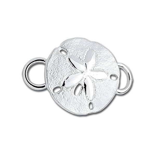Sand Dollar Convertible Clasp - Click to enlarge