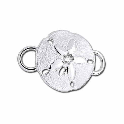 Sand Dollar Diamond Convertible Clasp