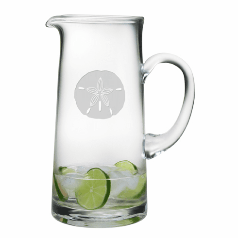 Sand Dollar Tankard Pitcher