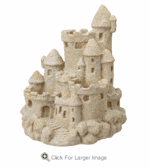 Sandcastle Candle - Click to enlarge