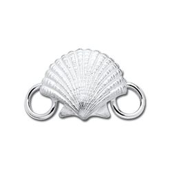 Scallop Shell Convertible Clasp