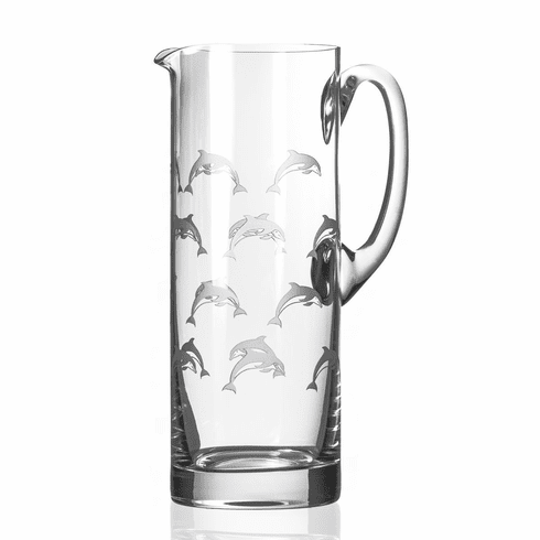 School of Dolphin Pitcher
