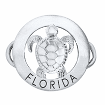 Sea Turtle Florida Convertible Clasp - Click to enlarge