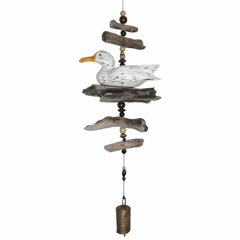 Seagull Cohasset Bell Wind Chime