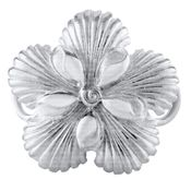 Shell Flower Convertible Clasp