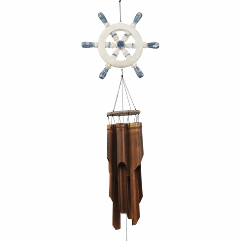 Ships Wheel Wind Chime