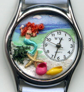 Silver Novelty Watches