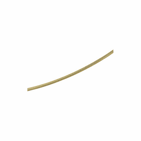 Solid Round Snake Chain - 2mm