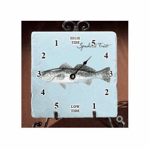 Speckled Trout Tide Clock