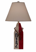 Square Buoy Pot Table Lamp