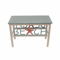 Starfish Beach Bench