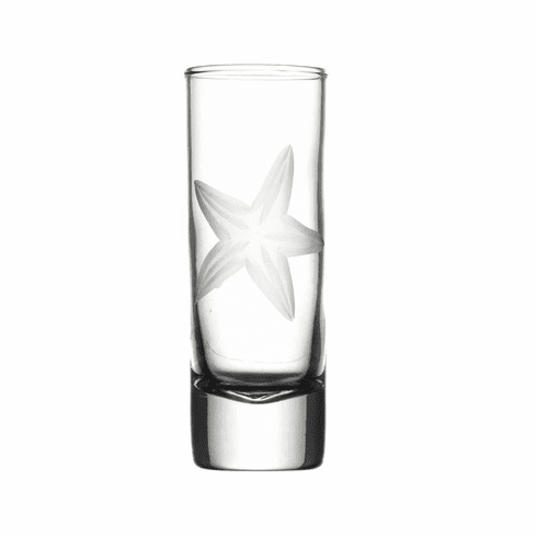 Starfish Cordial Glasses