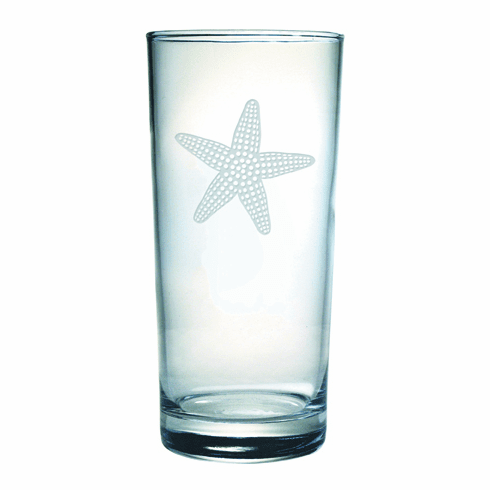 Starfish Highball Glasses