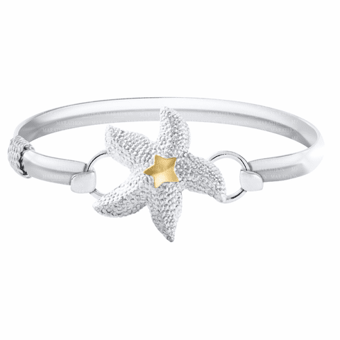 Starfish with 14K Convertible Clasp - Click to enlarge