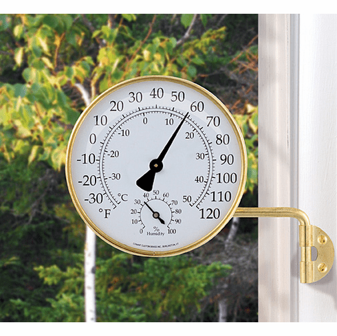 Vermont Dial Weather Station