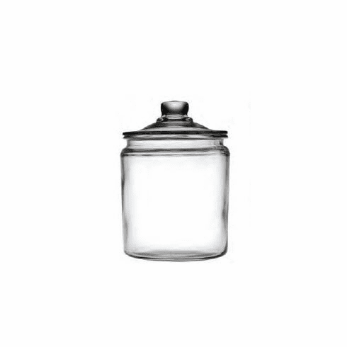 Whale Jar with Lid
