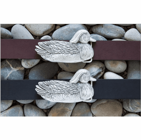 Wood Duck Buckle & Belt