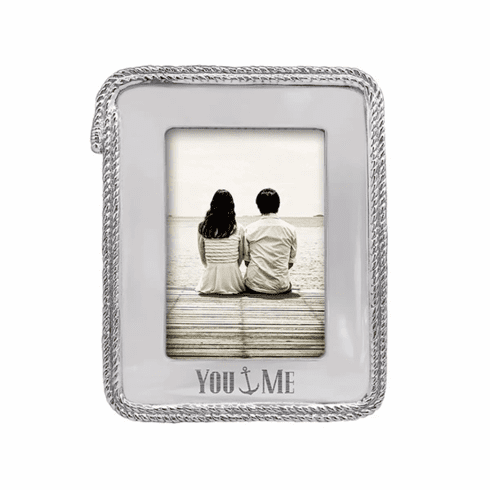 You & Me Rope 5 x 7 Frame