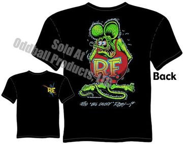 Rat Fink For President Ratfink T Shirts Big Daddy Clothing Ed Roth T Shirts Tee