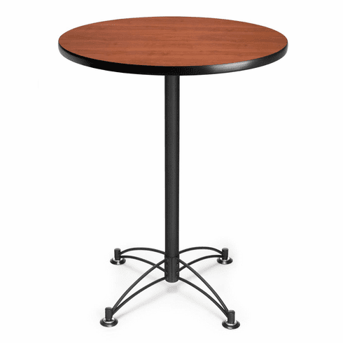 "30"" Round Cafe Table Black Base [CBLT30RD]"