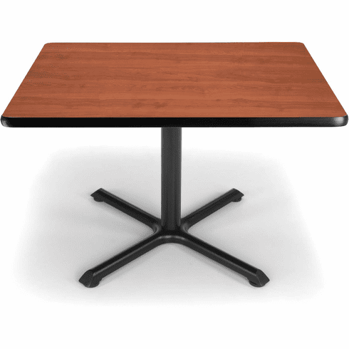 "36"" Square Cherry Top / Black Xt Base [XT36SQ]"